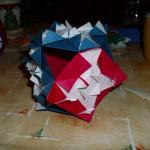 Origami Kugel