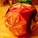 Origami Kugel 2