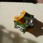 Origami Kugel 3