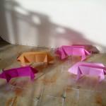 Origami cChweine